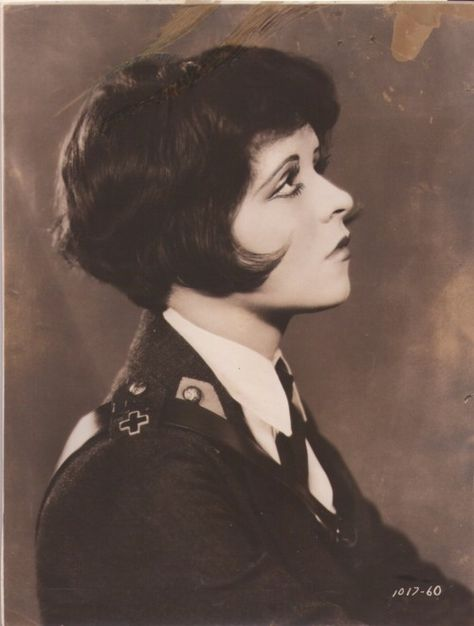 """Clara Bow was Hollywood's first ""It Girl""- back then, the word ""it"" was the substitute word for ""sex"" since sex was thought to be a dirty word. Clara had ""it"", meaning sex appeal, thus the coy term ""IT Girl""."