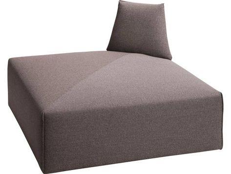 Tom Tailor Sofa Eckelement Elements Braun Coconut Brown Tbo 12 Sofa Floor Chair Toms