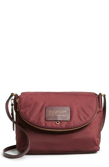 585cd1df9c64 MARC BY MARC JACOBS  Preppy Legend - Natasha  Nylon Crossbody Bag available  at  Nordstrom