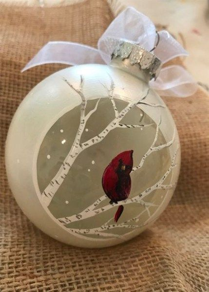 Painting Glass Ornaments Acrylics Products 61 Ideas Painted Christmas Ornaments Hand Painted Ornaments Glass Christmas Ornaments