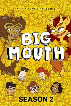 watch big mouth season 2 for free