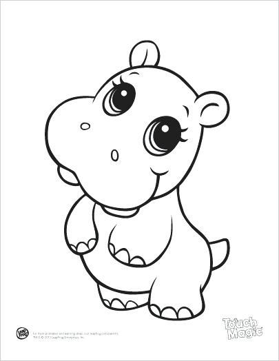 Cute Animals Coloring Pages Cute Baby Animals Coloring Pages