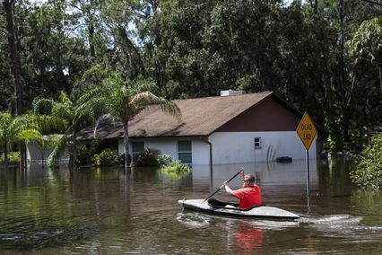 Florida Has Thousands More Properties With High Flood Risk Than