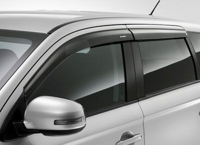 Mitsubishi Outlander Phev Side Window Deflectors Mz562905ex Mitsubishi Outlander Outlander Phev Mitsubishi