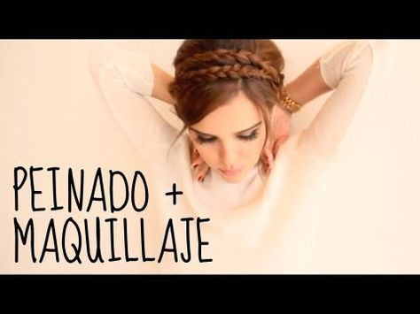 7 Inspiring easy Hairstyles http://siempreelegante.com/videotutoriales-7-peinados-faciles-de-fiesta-2015/