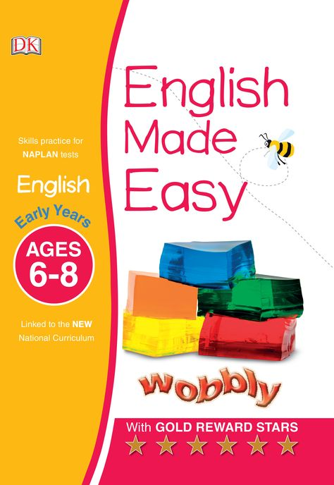 The English Made Easy series has been adapted from the bestselling UK series to support classroom teaching for children aged between 4 and 10. It is linked in to the National Curriculum, so is in line with national benchmarks.  Read More →