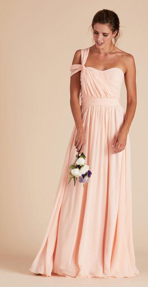 2359723ea2d Grace Convertible Dress - Blush Pink