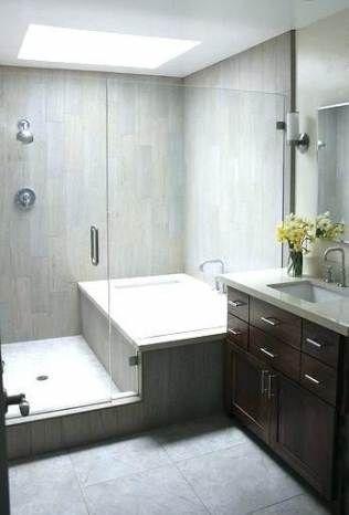 54 Best Ideas Bath Shower Combo Small Tiny House House Bath