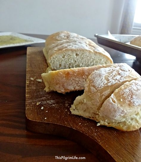One-Hour French Bread15