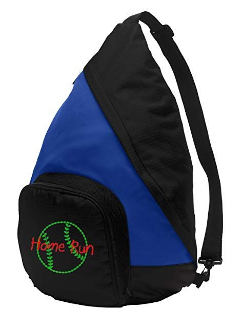 Royal all about me company Personalized Softball Gym Sports Duffel Bag