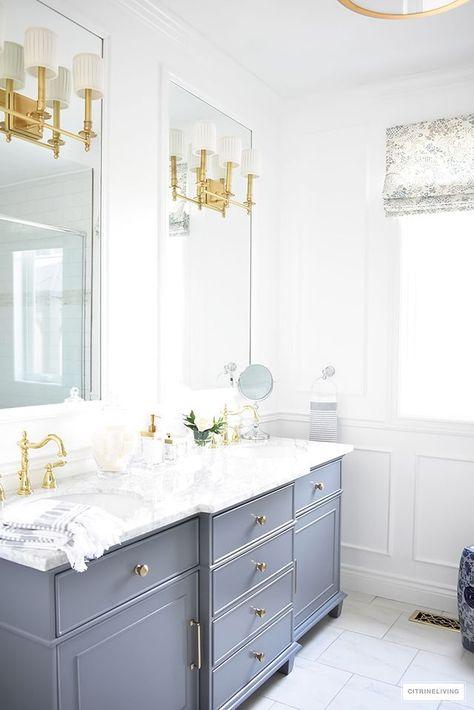 One Room Challenge Master Bathroom Reveal New Bathroom Ideas