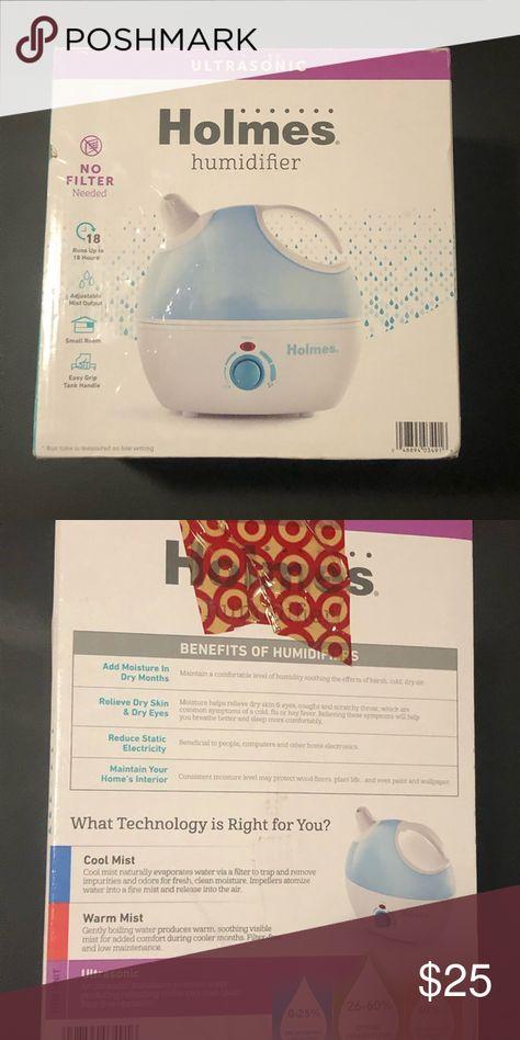 Holmes® Ultrasonic Humidifier