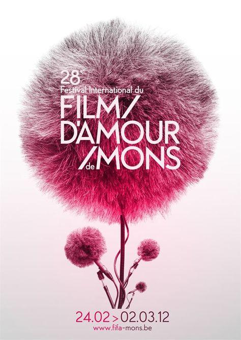Festival International du Film d'Amour de Mons (t-shirt)