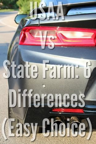 Usaa Vs State Farm Car Insurance 6 Differences Easy Win State Farm Car Insurance Car Insurance Comparison