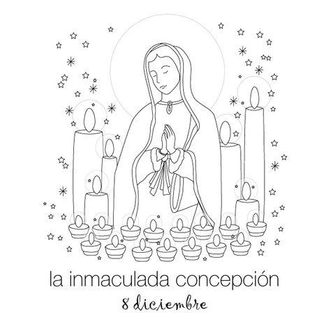 Blog Católico Parroquia Santa María de Baredo-Baiona: Recursos Catequesis: Inmaculada Concepción