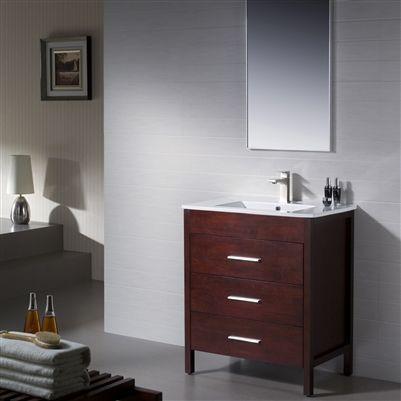 Vanity Morris 30 With Porcelain Top 765 Bathroom Vanity Bathroom Furniture Vanity Bathroom Furniture Uk Bathroom vanities manhattan ryvyr v