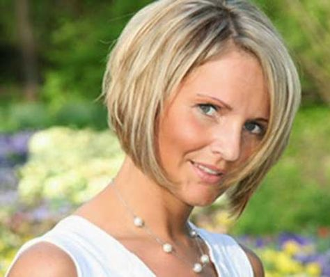 14.Hairstyles for Thin Short Hair