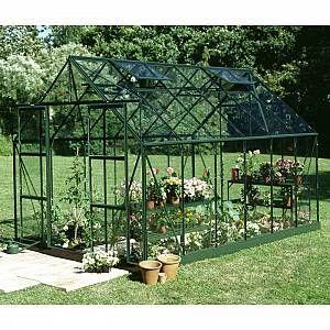 9 9m Grunen Garten Gewachshaus Gartenglas Magnum Hallen En 2020 Serre Jardin Amenagement Cour Serre De Jardin Polycarbonate