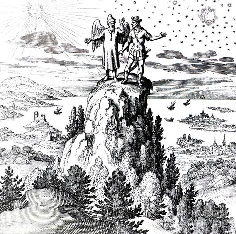 Microcosm, Macrocosm, 17th Century