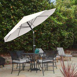 Kelton 10 Market Umbrella Outdoor Patio Umbrellas Offset Patio Umbrella Table Umbrella