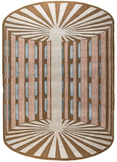 Jaipur Rugs - Hand Tufted Wool and Viscose Ivory TOP-112 Area Rug - RUG1098683