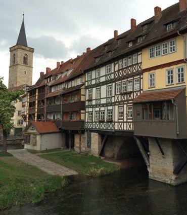 Besuch In Erfurt Mit Genuss Meikemeilen Erfurt Saalfeld Saale Arnstadt