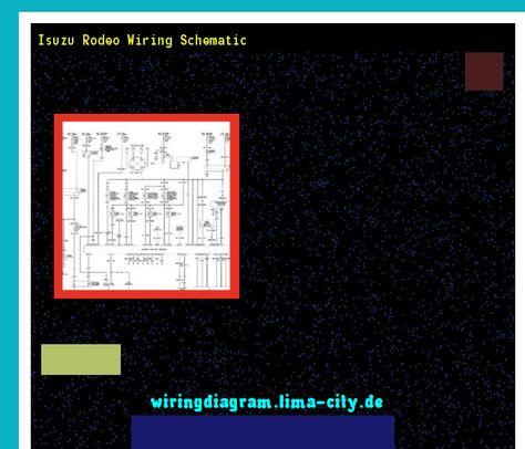 isuzu rodeo wiring schematic  wiring diagram 17464  - amazing wiring d