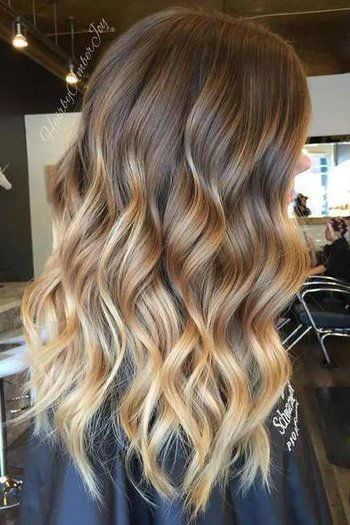 Gorgeous Brown Hairstyles With Blonde Highlights Brown Hair With Blonde Highlights Ombre Hair Blonde Brown Ombre Hair