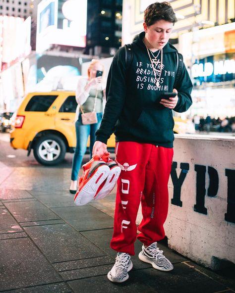 Benjamin Kickz   Tomboy outfits, Boomin
