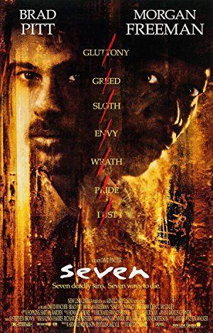 Yedi Se7en Turkce Dublaj Izle 1080p Vipfilmlerizleme Com Movie Posters 1995 Movies Se7en Movie