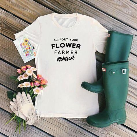 152fd39a3c69 Flower Farmer Onesie