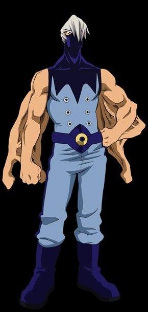 Tentacole Mezo Shoji Quirk Dupli Arms My Hero Academia My