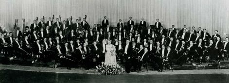 The Los Angeles Philharmonic through the years