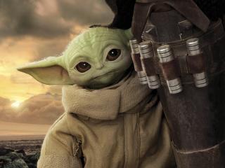 Baby Yoda Star Wars Mandalorian 2 Wallpaper Hd Tv Series 4k Wallpapers Images Photos And Background Yoda Wallpaper Star Wars Yoda Wallpaper