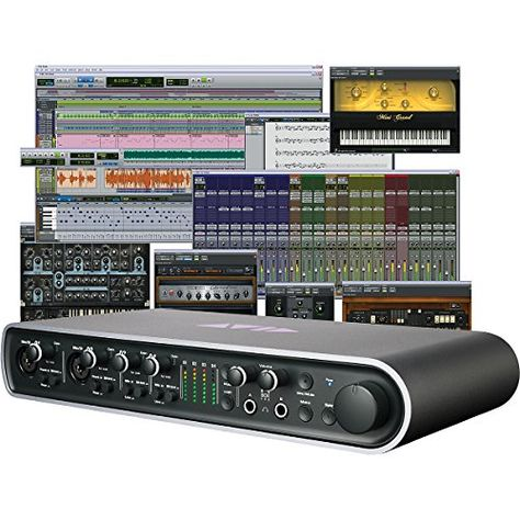 Fast Track Duo with Pro Tools Express | Warehouse Sale Audio