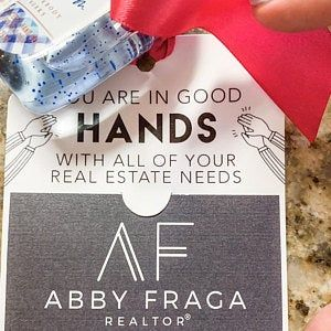 Bottle Hang Tags For Open Houses Real Estate Agents Real Etsy Open House Real Estate Open House Real Estate Agent
