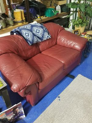 Amazing Nice Red Leather Couch For Sale In Salisbury Nc Shopping Inzonedesignstudio Interior Chair Design Inzonedesignstudiocom