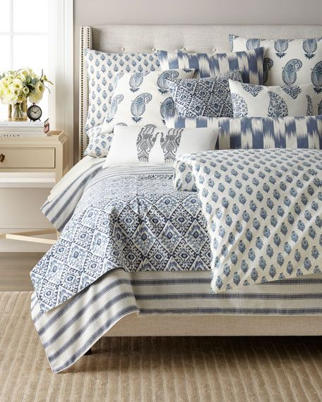 French Laundry Home Candance Queen Duvet And Matching Items