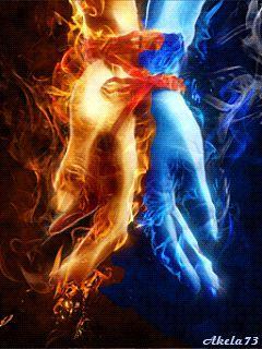 When love binds time-space is irrelevant.... You n me n u, like both of us ,  like same same