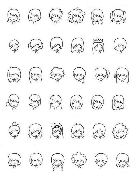 59 Ideas For Drawing Easy Cartoon People In 2020 Easy Cartoon