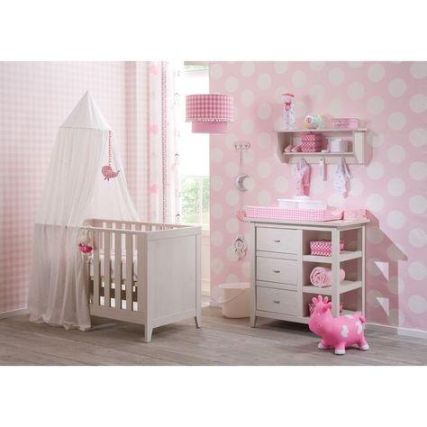 idée de chambre de bébé pour petite fille | Bébé | Idée chambre bébé ...
