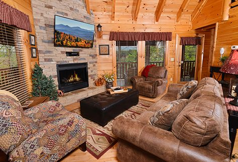 Pet Friendly Cabins In Gatlinburg And Pigeon Forge Tn Places To