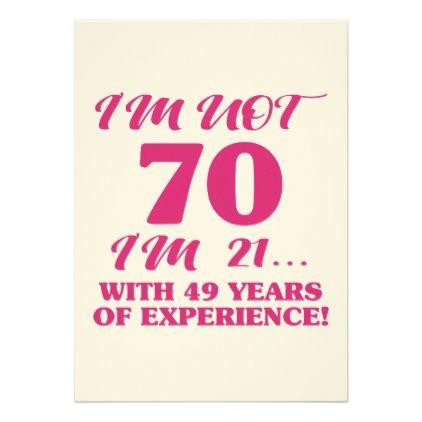 Funny 70th Birthday Card Zazzle Com 30th Birthday Cards 70th Birthday Card Funny 30th Birthday Cards