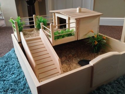 DIY Tortoise Table | Tortoise Tables