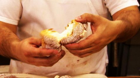 Cake Boss: How to Make a Lobster Tail Pastry : Video : TLC