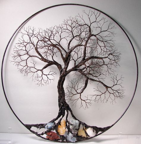 """The tree of life or world tree, is a creative symbol of manifestation in many cultures. Known as the ultimate gateway to the knowledge of oneself and the true nature of reality. Upon the awakening of the serpent energy or naas, the """"moist essence of the universe"""" in the Gnostic view, also known as aRead more"""