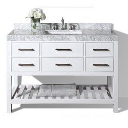 Jauss 48 Single Bathroom Vanity Set Small Bathroom Inspiration