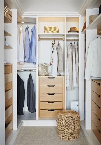 Trendy Small Master Closet Ideas Walk In Robes Ideas Closet