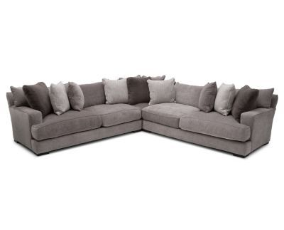 Mateo 3 Pc Sectional Ashley Furniture Sofas Rowe Furniture