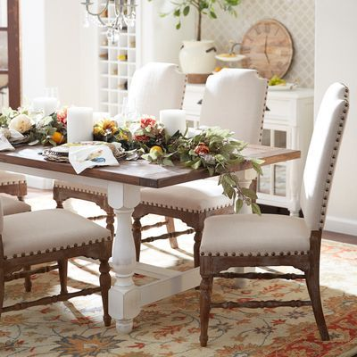 Heartland 80 White Dining Table Pier 1 Dining Room Sets White Dining Table White Dining Room Sets